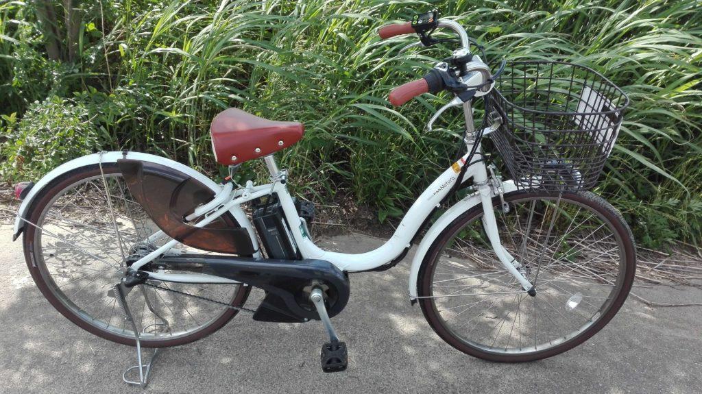 電動アシスト自転車ヤマハ パス ナチュラをハローサイクリングで2時間51分借りて走行した感想